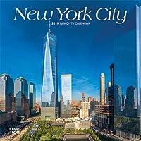 New York City 2019 Calendar