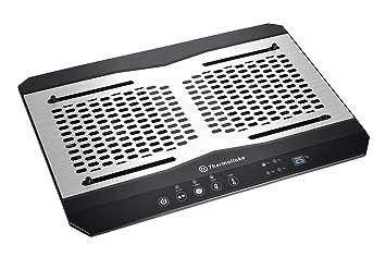 Thermaltake CL-N002-PL12BL-A - Ventilador de PC (Portátil, Enfriador, 12 cm, 1000 RPM, 1300 RPM, 31 dB): Amazon.es: Informática