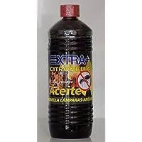 Aceite Citronella para lámparas y antorchas EXTRA 750ml