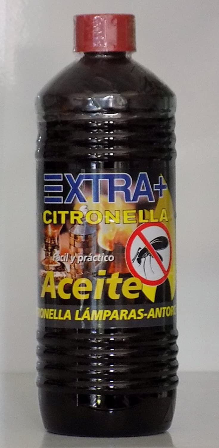 Aristo Citron Ella Lamp Oil 750ml