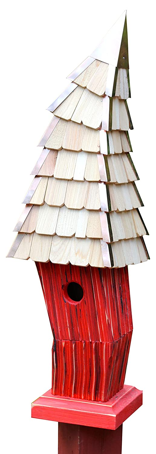 Heartwood 247B Ventilated Birdiwampus Birdhouse