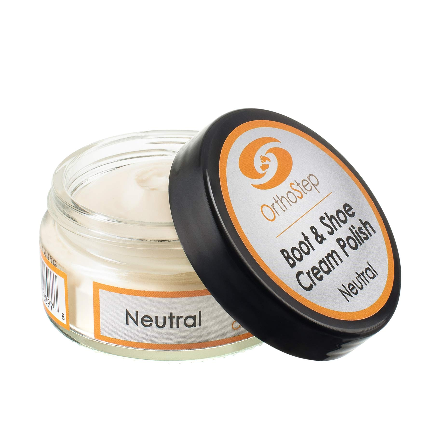 OrthoStep Neutral Shoe Polish