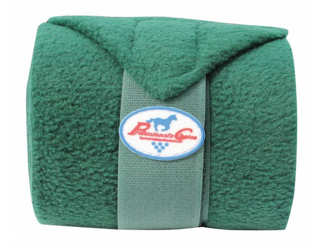Professional's Choice Deluxe Polo Wrap Hunter Green