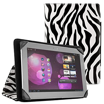 Amazon.com: 10.1-Inch Universal Tablet Cover Laptop Stand ...
