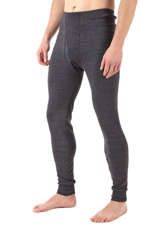 térmica Unterhose Pantalones largos de invierno esquí Pantalones calientes ropa interior algodón Hombre: Amazon.es: Deportes y aire libre