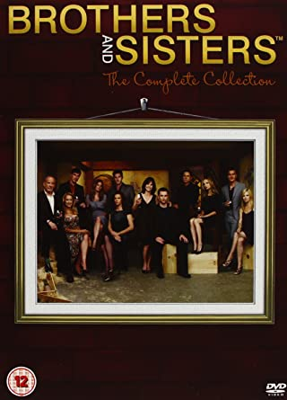 Brothers and Sisters: The Complete Collection box set series 1-5 [UK import, region 2 PAL format]