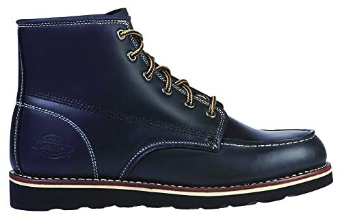 Dickies Hommes Bottes Chaussure en Cuir Chaussure New