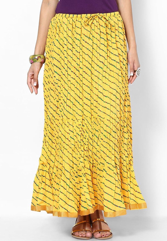 Soundarya Women's Cotton Skirts