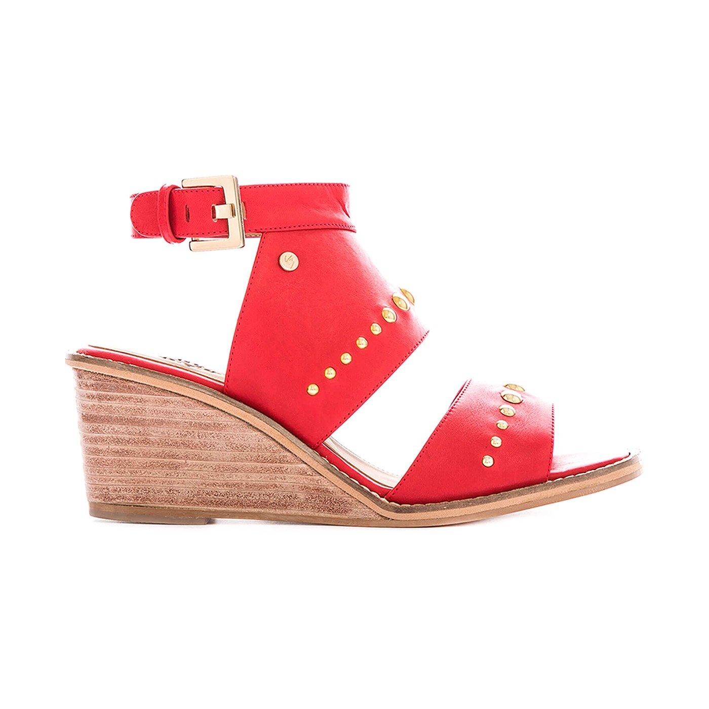 Amazon.com: VELEZ Women Genuine Colombian Leather Platform Sandals | Sandalias de Cuero: Shoes