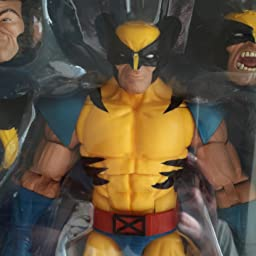 Marvel- Legends Lobezno Wolverine, Multicolor (Hasbro E0493EU4 ...