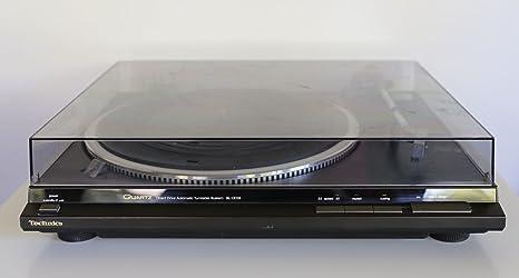 Technics SL-QD 33 Tocadiscos automático Direct Drive: Amazon.es ...