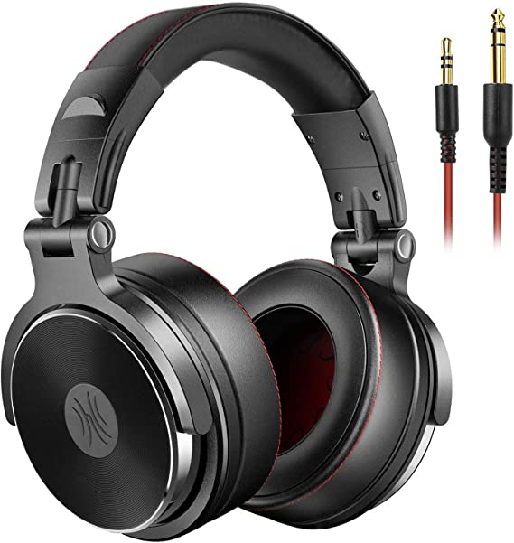 OneOdio Wired Over-Ear Headphones with noise isolation