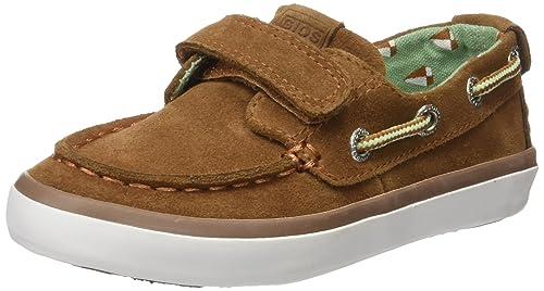 Gioseppo ESTORIL, Náuticos Bebé, Marrón (Cuero), 20 EU: Amazon.es: Zapatos y complementos