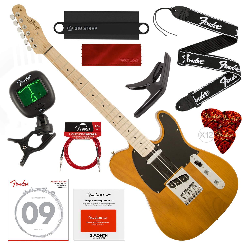 Squier por Fender Affinity Series Telecaster Guitarra ...