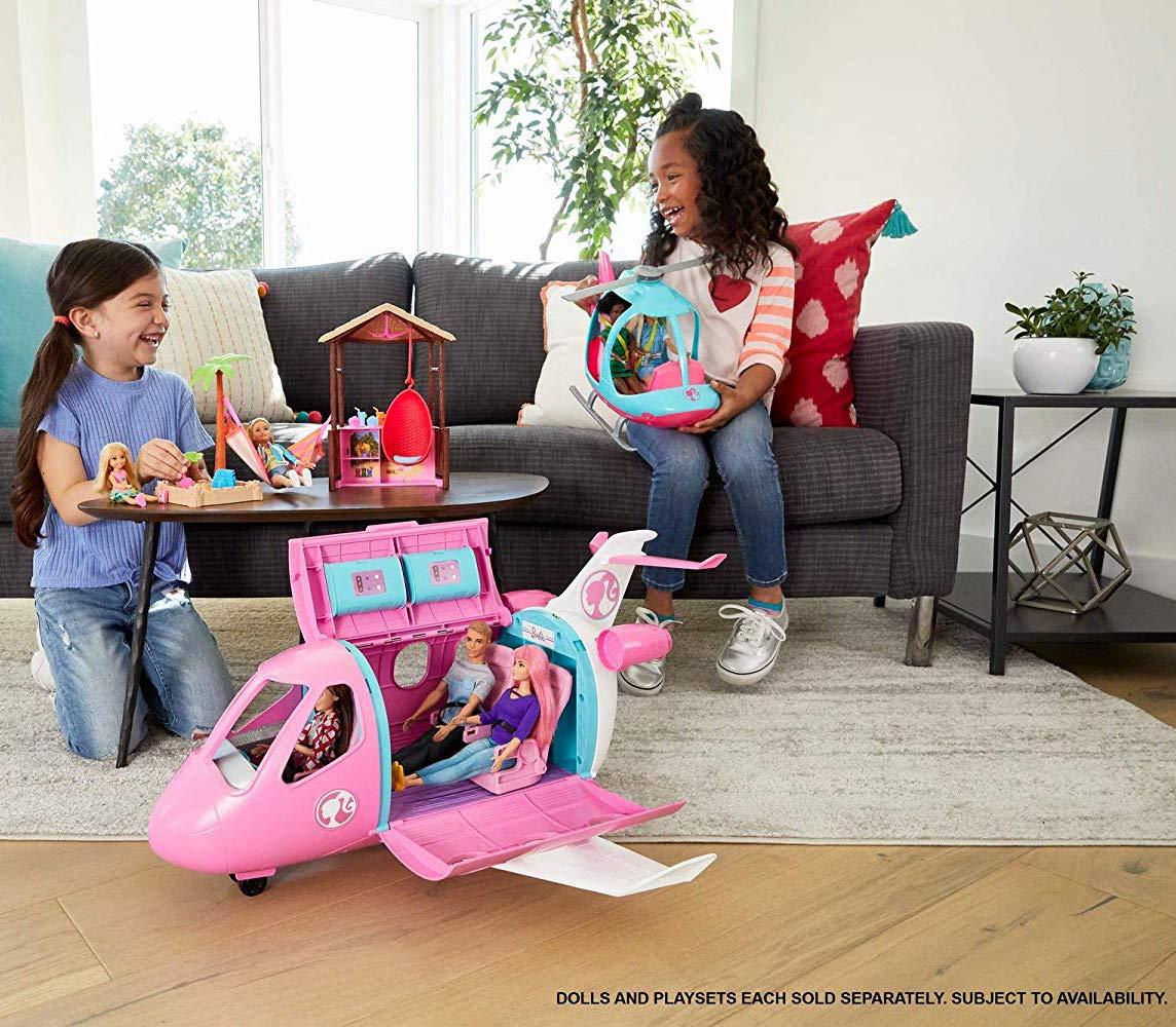 Barbie Dreamplane Playset by Barbie