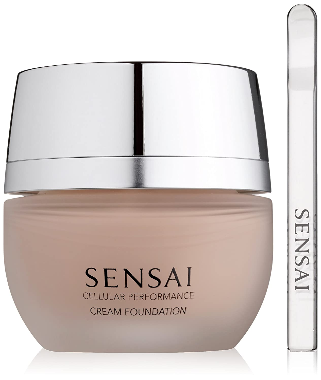 Sensai Cellular Performance Cream Foundation Number CF12, Soft Beige 30 ml