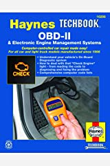OBD-II & Electronic Engine Management Systems (96-on) Haynes TECHBOOK Paperback