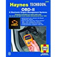 OBD-II & Electronic Engine Management Systems (96-on) Haynes TECHBOOK