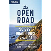 Image for The Open Road: 50 Best Road Trips in the USA (Travel Guide)