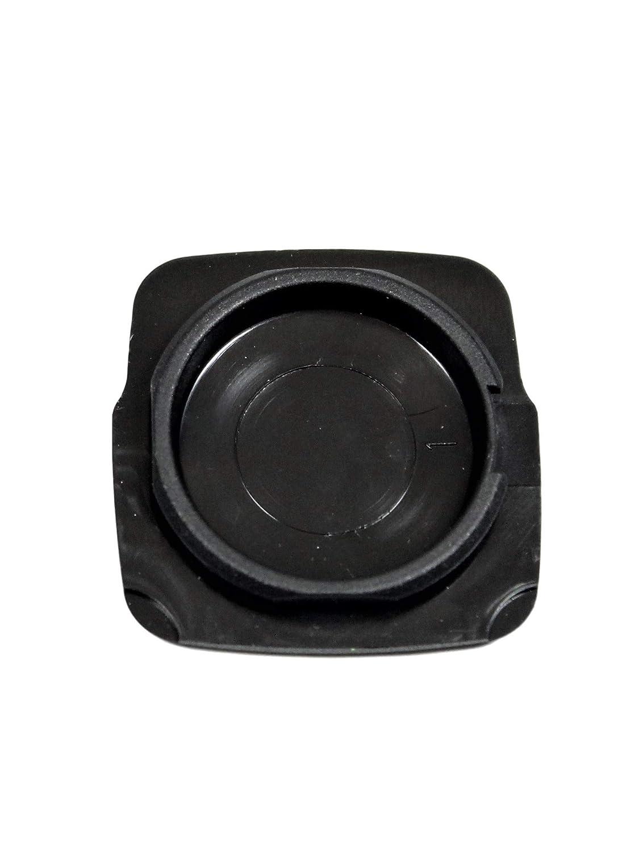 5 Dr Hahn T/ürband Kappe T/ürbandkappe Haust/ürbandkappe Serie 60 AT ab 2015 schwarz Mengenauswahl m/öglich