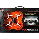 Toy & Joy HX 750 Drone Quadcopter for Kids (Without Camera) (Black or White)