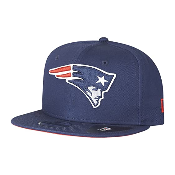 3cdb8f3c9bba New Era Team Classic Snap New England Patriots 9fifty 950 Youth Snapback Cap  Kids