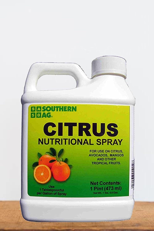 Southern Ag Chelated Citrus Nutritional Spray, 1 Gallon
