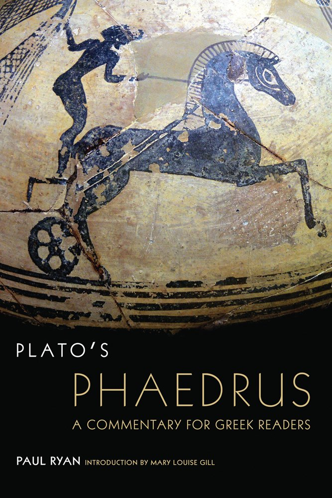 Plato's Phaedrus: A Commentary for Greek Readers (Oklahoma Series in Classical Culture)
