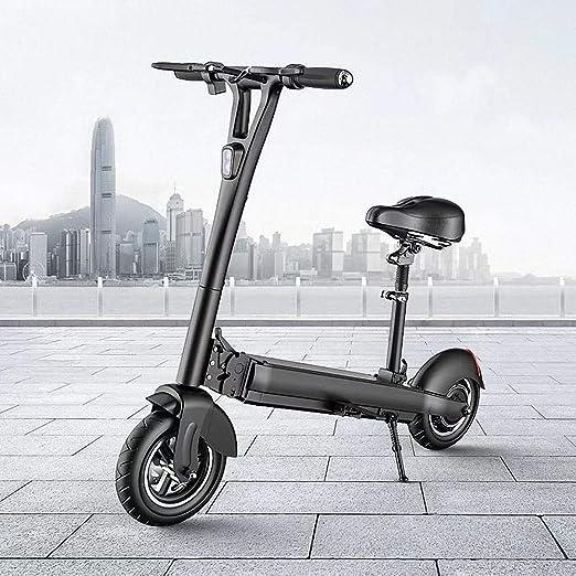 Scooter eléctrico plegable, Patinetes eléctricos, asiento ...
