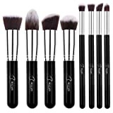 Amazon Price History for:BESTOPE Makeup Brushes 8 Pieces Makeup Brush Set Professional Face Eyeliner Blush Contour Foundation Cosmetic Brushes for Powder Liquid Cream