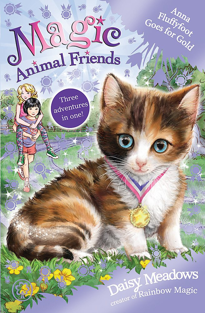 Anna Fluffyfoot Goes for Gold: Special 6 (Magic Animal Friends) PDF