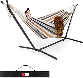 Best Choice Products Space Saving Double Hammock
