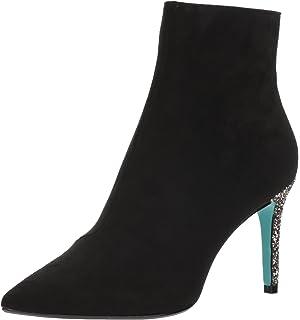 48f4b2e0ada Blue by Betsey Johnson Women s SB-ALESA Ankle Boot