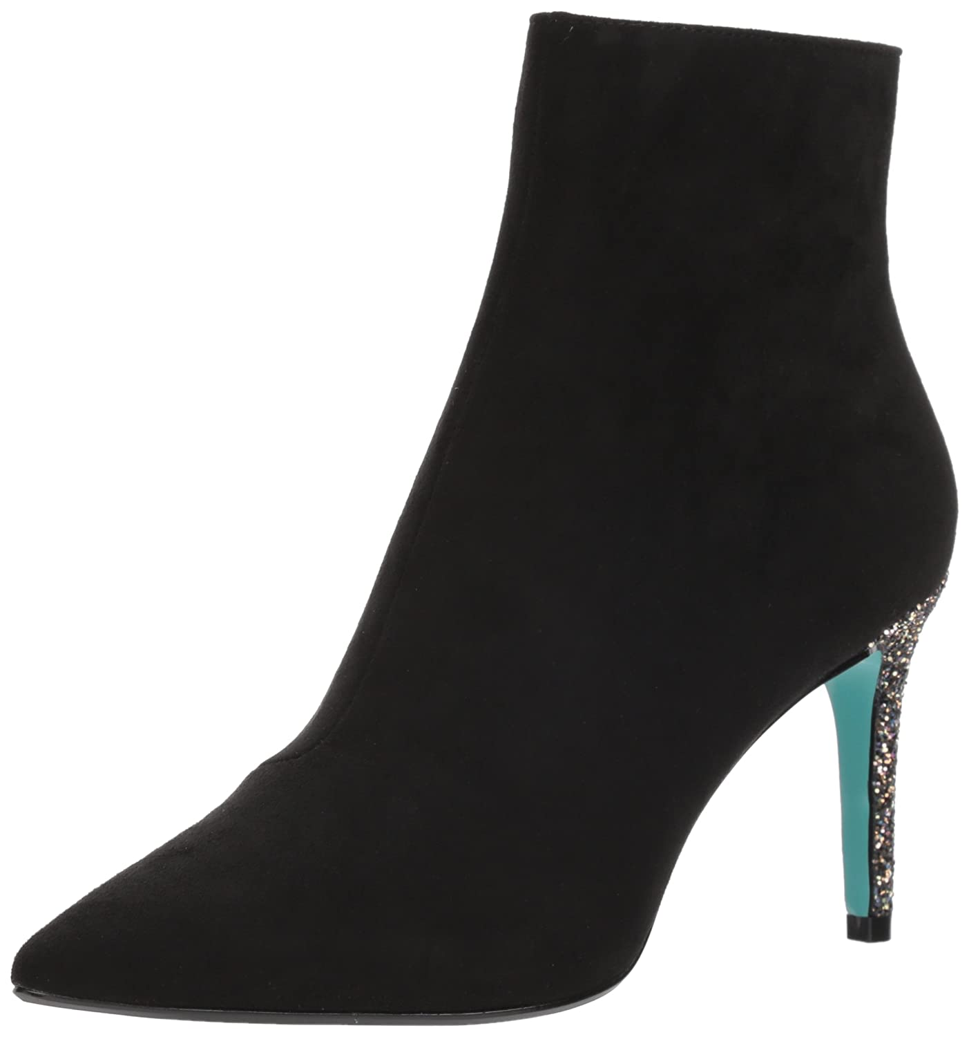 Blue by Betsey Boot Johnson Women's SB-Alesa Ankle Boot Betsey B0759KQCL1 9 B(M) US|Black b09a2b