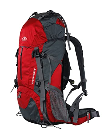 863e671086 Oxking Topsky Outdoor Hiking Climbing Clycling Canvas Backpack Daypacks  Waterproof Professional Mountaineering Backpack T30621 Shoulder Bag