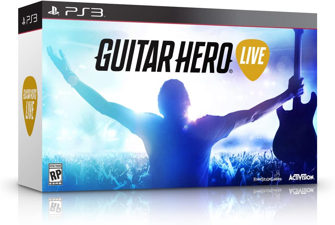 Guitar Hero Live - PlayStation 3: Activision Inc