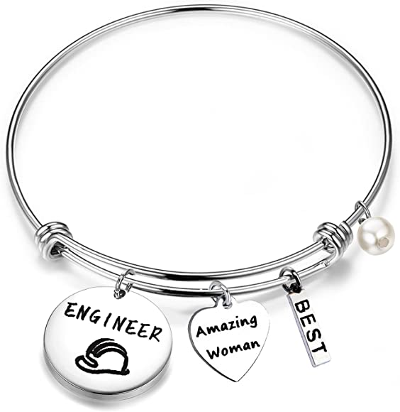 Amazon.com: FEELMEM - Pulsera de ingenieros de regalo ...
