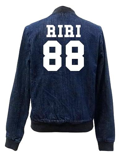 Riri 88 Bomber Chaqueta Girls Jeans Certified Freak