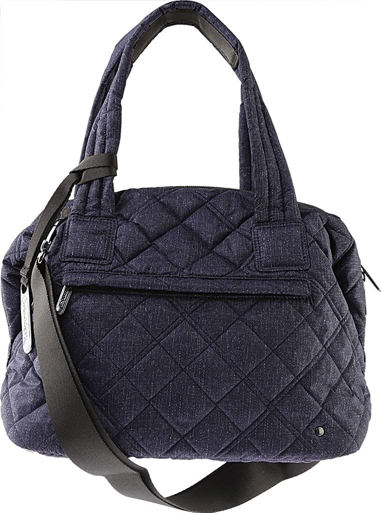 【送料無料キャンペーン?】 LeSportsac レディース B01JPZNMZK LeSportsac Ink Denim Denim Quilted Ink レディース Denim Quilted, 足尾町:dca46493 --- egreensolutions.ca
