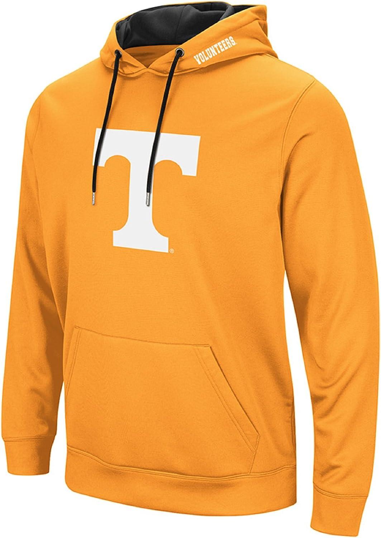 Colosseum Mens NCAA-Elite Zone Pullover Hoodie Sweatshirt