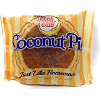 Look Out! Fancy Coconut Pie, Individually Wrapped, 3 oz., Pack of 18