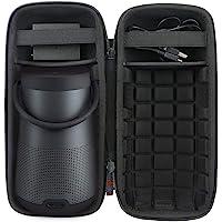 Para Bose SoundLink Revolve+ plus - Altavoz portátil con Bluetooth EVA Duro Viaje Estuche Bolso Funda por Khanka