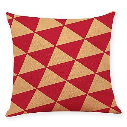 Ruffled 100/% Pure Linen Cushion Cover Multicolor