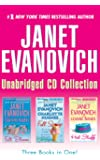 Janet Evanovich Collection: Full Bloom Full Scoop Hot St