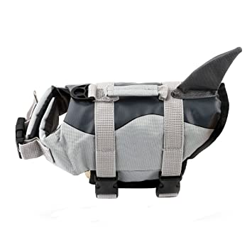 Bokning Chalecos Salvavidas para Perros Sirena y Tiburón Estilo Perro Pequeño de Perrito Mascota Chaleco Salvavidas: Amazon.es: Deportes y aire libre