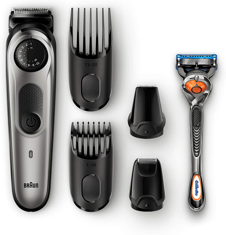 BRA BT7020 BeardTrimmer: Amazon.es: Electrónica