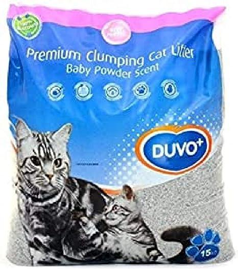 DUVO Premium Silica para Arena de Gato 5/L