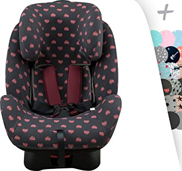 Cover Liner Joie Stages Every Reinforced Air Comfort Janabeb R Fluor Heart
