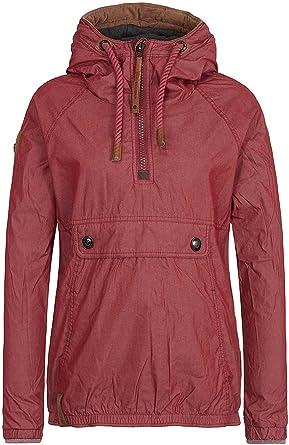 NAKETANO Forrester V Jacke für Damen Pink Übergangsjacke