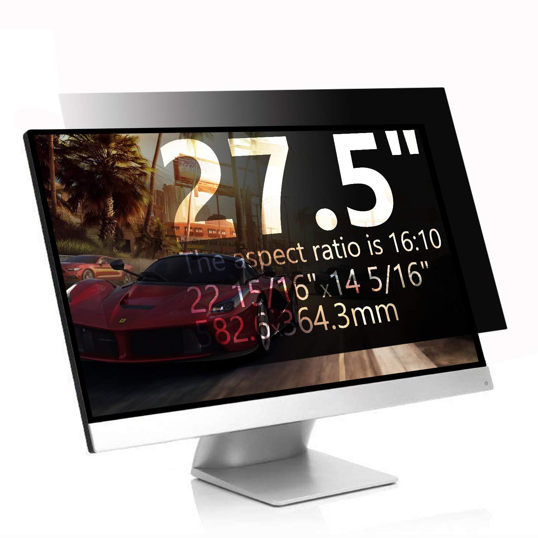 MAYAMANG 16:10プライバシースクリーンプロテクターモニタープライバシーフィルター  27.5\ B07N47HLTB